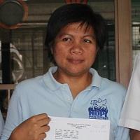 Cathy Salucon, Philippines via L4L