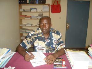MEA Laureate 2007 Pierre-Claver Mbonimpa