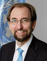 UN HCHR Al Hussein