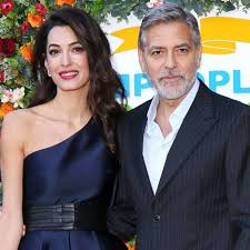 Star power for good: George and Amal Clooney at least try to